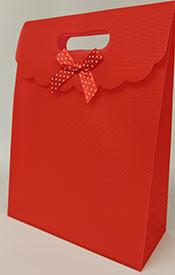 paquet cadeau foulard en soie Femme